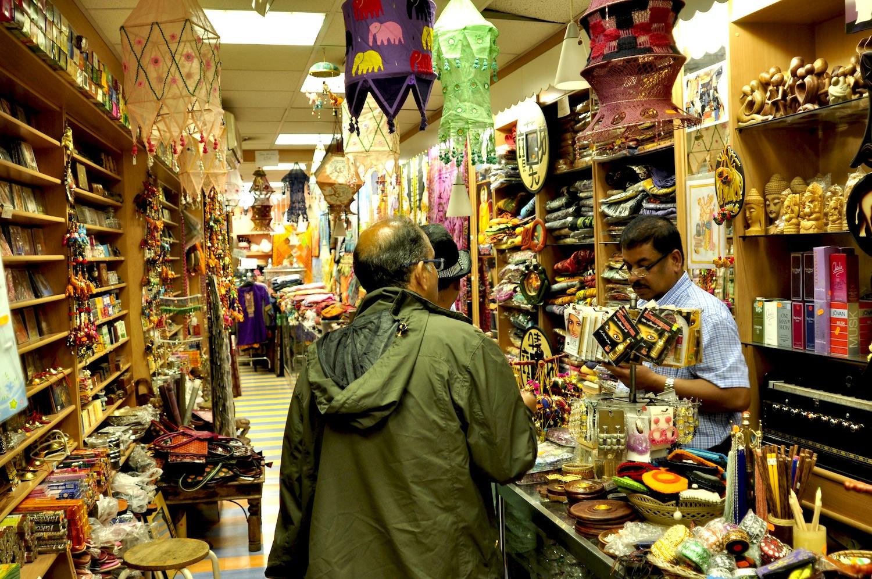 Boutique tamoule
