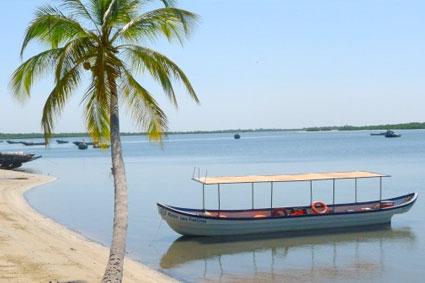 Elinkine en Casamance