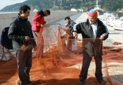Pêcheurs de vis