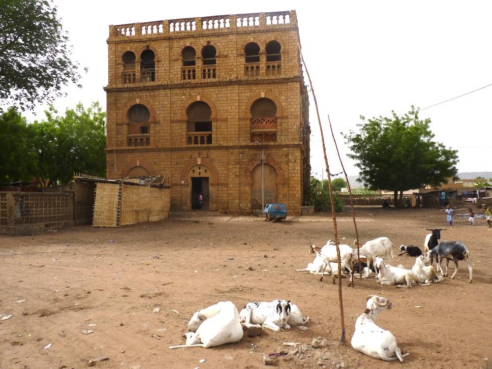 Afrique : KAYES