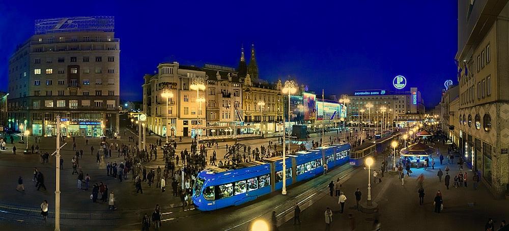 Slow tourisme en Train Zagreb/Sarajevo