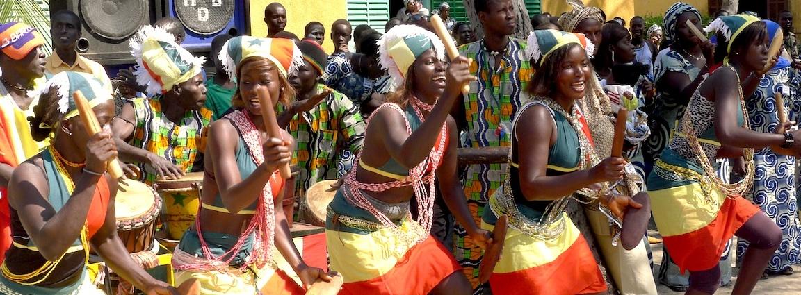 Visages et villages de Casamance