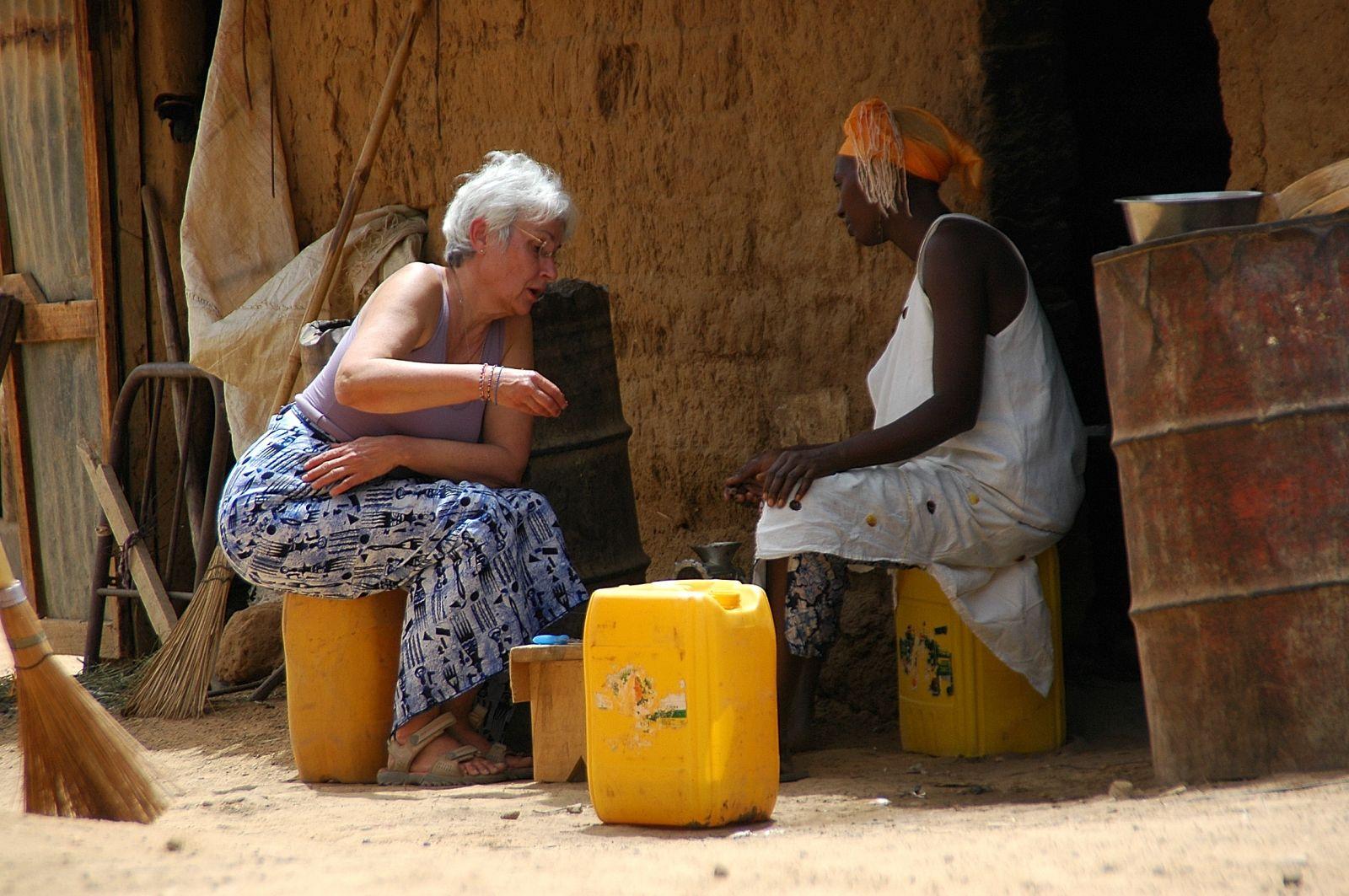 Bénin : Causerie d'Abomey
