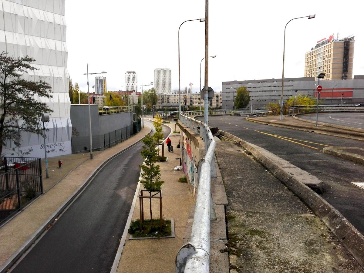 Seine Saint Denis : Frontières 2 Bagnolet