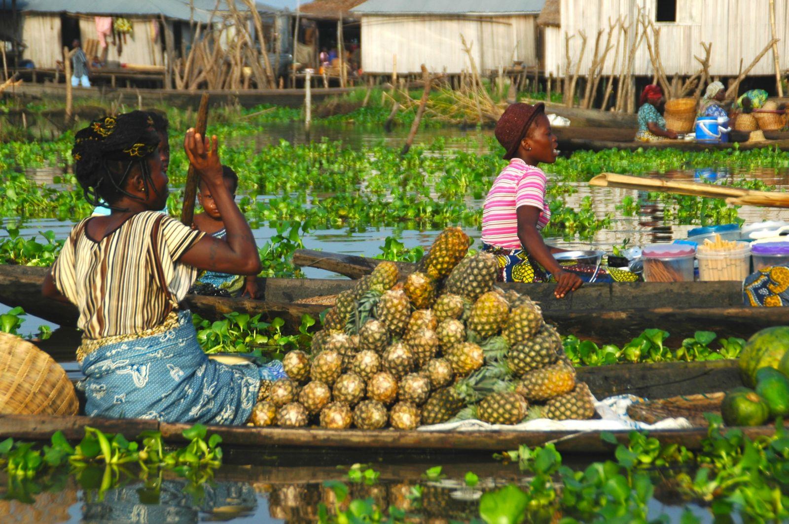 Bénin : Débonnaire Bénin