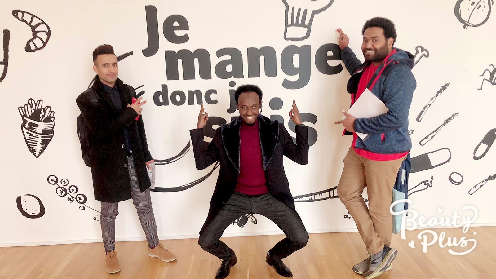 France : Je mange donc Je suis