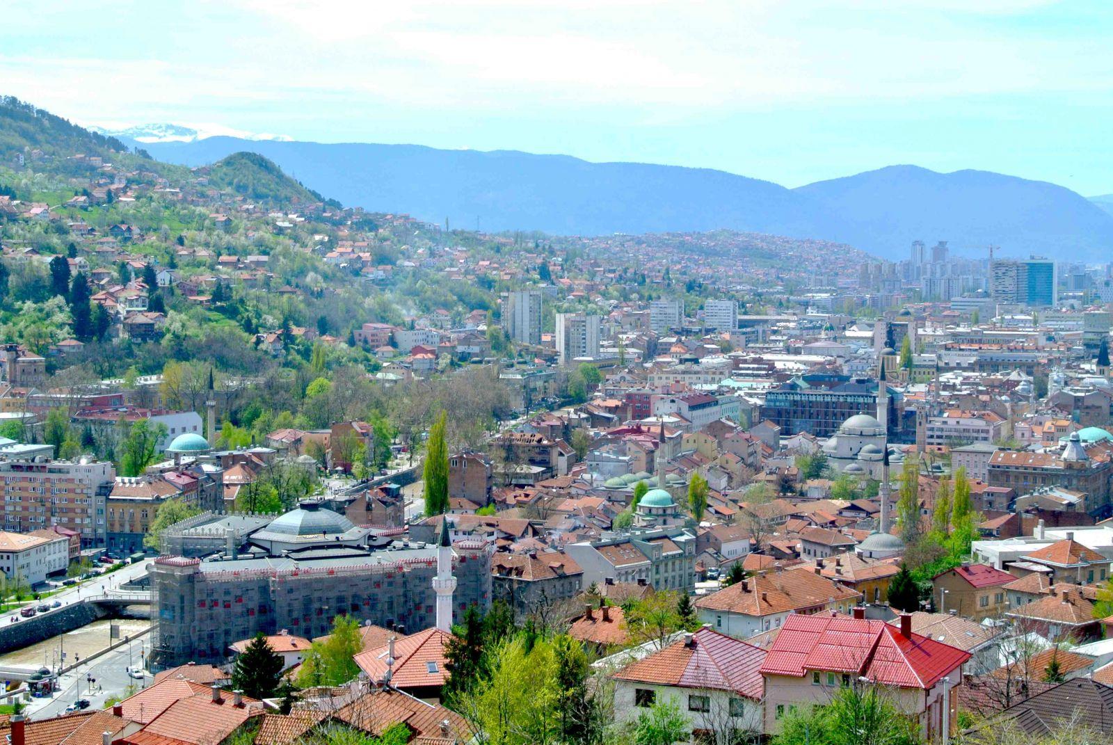Bosnie-Herzégovine : Court séjour à Sarajevo