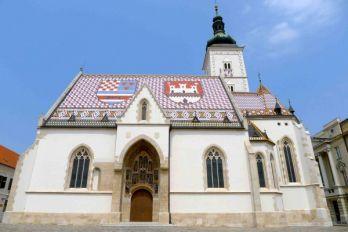 Sveti Marko Zagreb Croatie