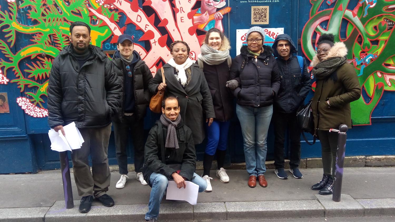 Grand Paris : Tissez la solidarité !