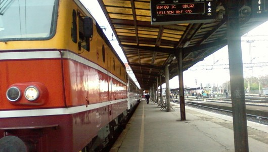 Croatie : Slow tourisme en Train Zagreb/Sarajevo