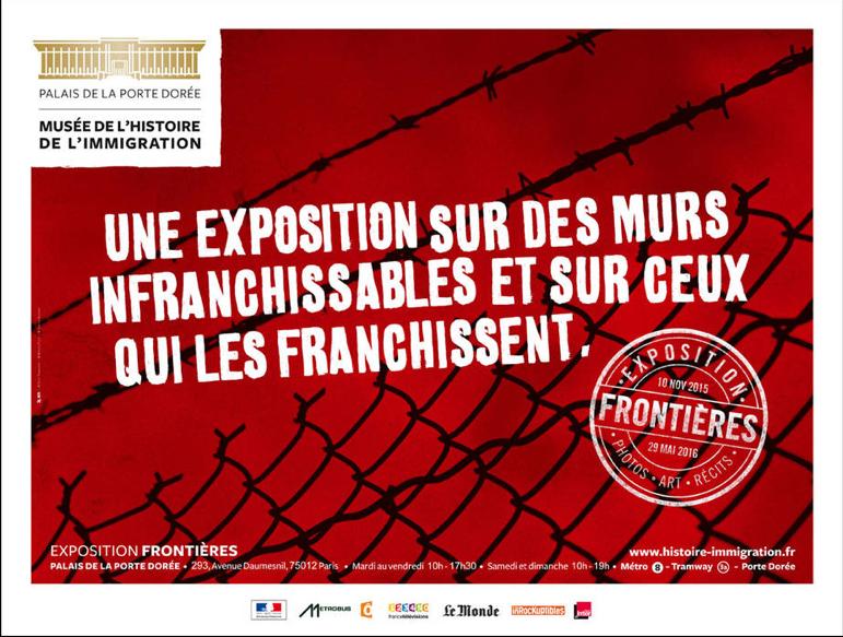 Seine Saint Denis : Passons la Frontière à Bagnolet !