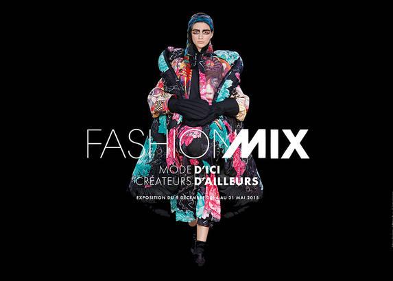 Paris 18eme : Fashion Mix à La Goutte d'Or