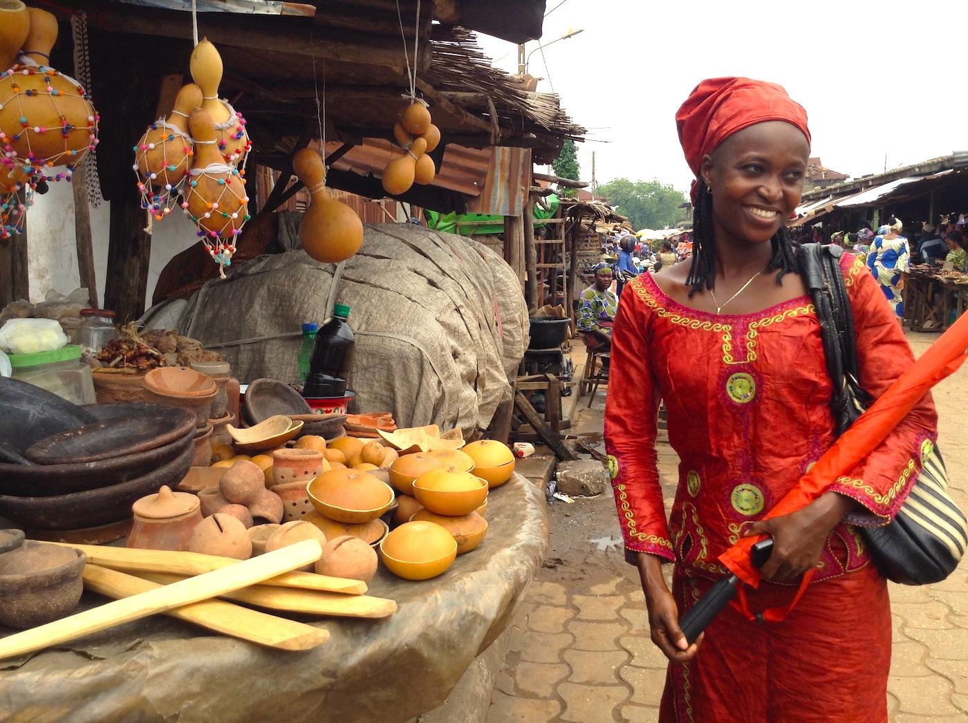 Bénin : Jours tranquilles à Porto-Novo