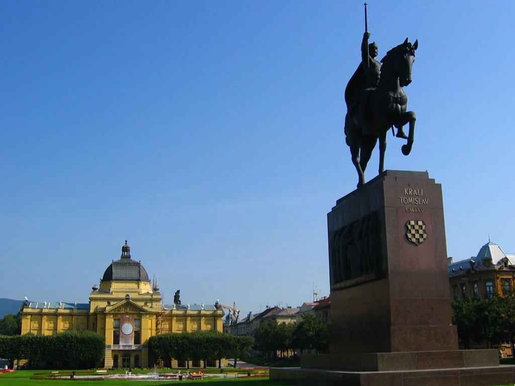 Croatie : Court Séjour à Zagreb