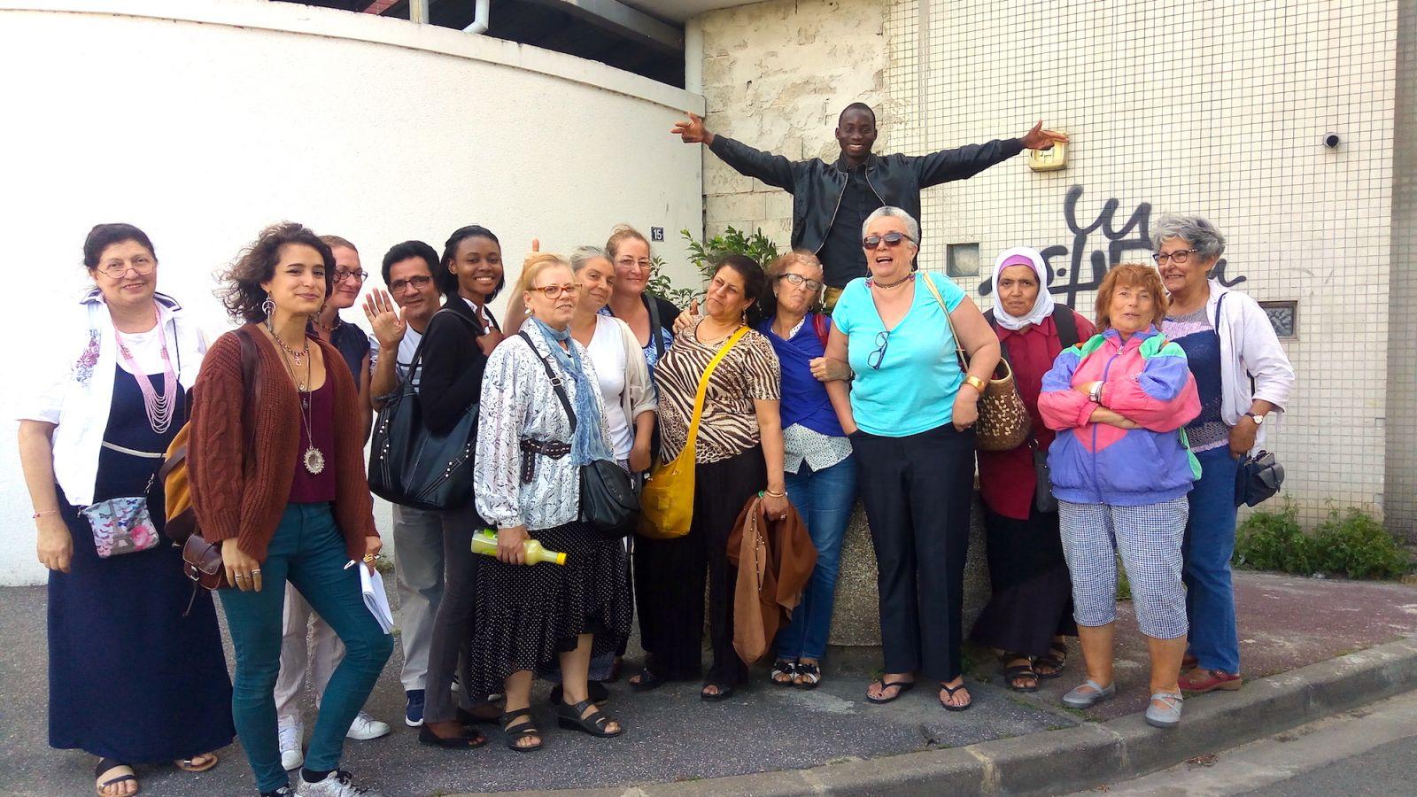Val de Marne : L'exil au féminin à Ivry