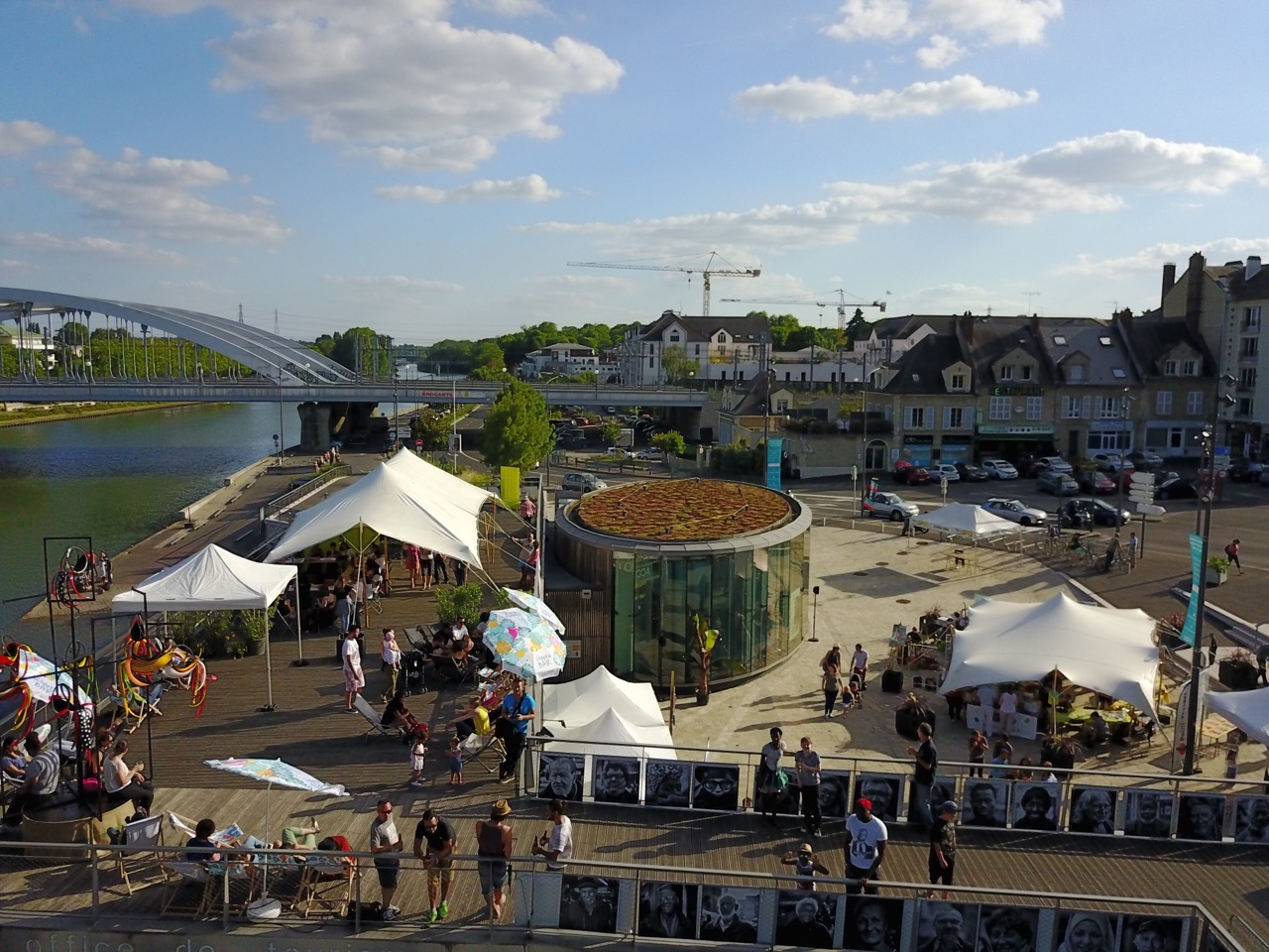 Cergy-Pontoise : NO Mad Festival 15, 16 et 17 Juin